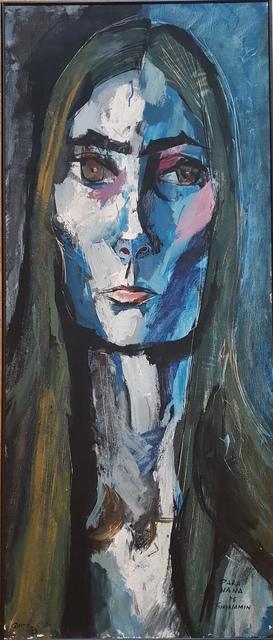 Oswaldo Guayasamín, 'Nana', 1963, Painting, Oil on canvas, Odalys