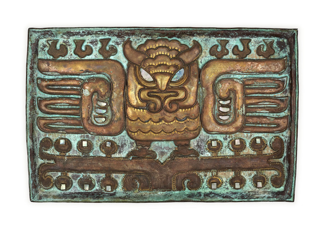 , 'Owl Plaque,' 1930s, The Jewelry Library