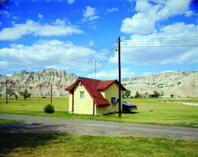 , 'Badlands National Monument, South Dakota 7/14/1973,' 2000, CONRADS