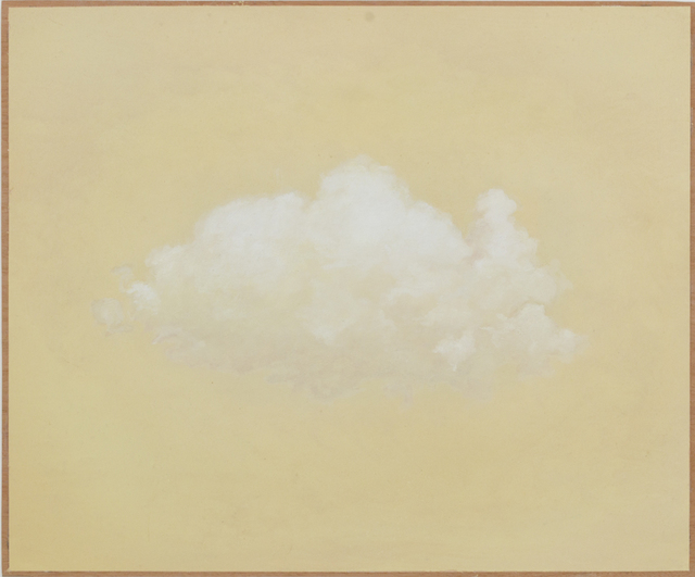 , 'Nube 1,' 2015, Proyecto Paralelo