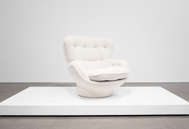""", '""""Karate"""" Chair for Airborne,' 1970-1979, Peter Blake Gallery"""