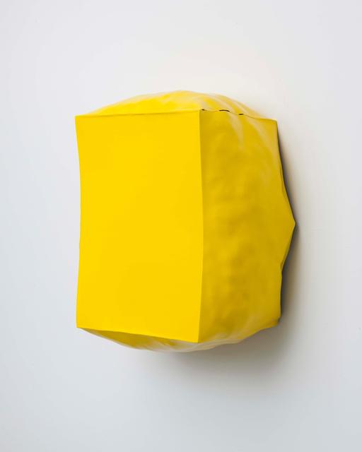 , 'Burst (Yellow),' 2013, Galerie Thomas Schulte