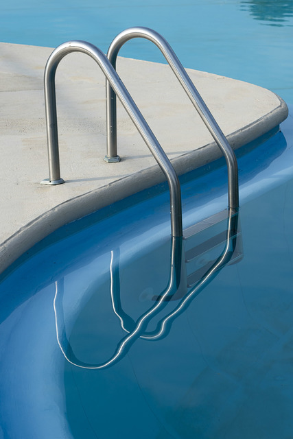 , 'Deep Blue Pool,' 2018, Turner Carroll Gallery