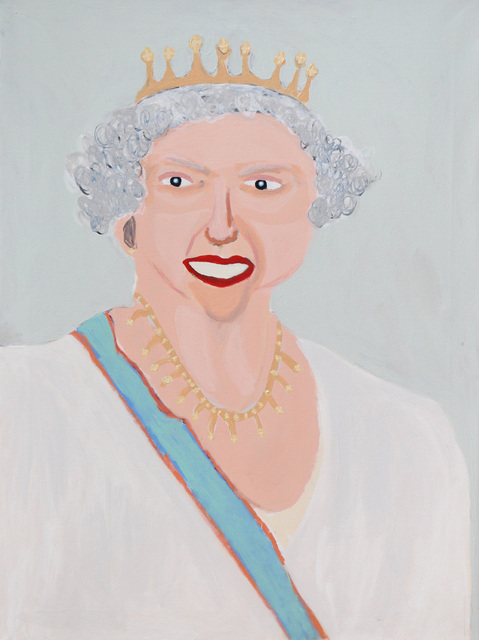 , 'The Queen,' 2016, THIS IS NO FANTASY + Dianne Tanzer Gallery