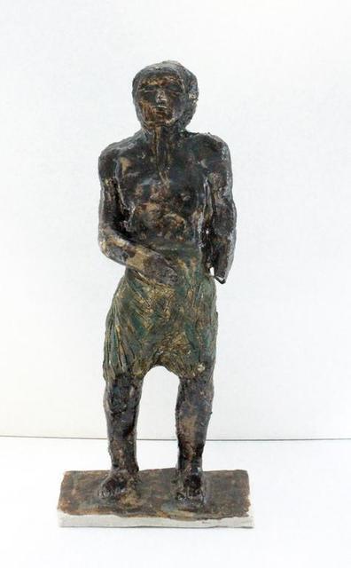 , 'Untitled Man,' 2016, SILAS VON MORISSE gallery