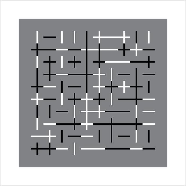 , 'Inertia #C,' 2017, Tempe Digital