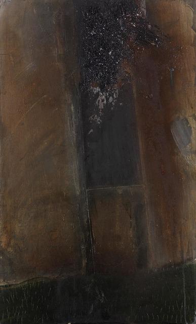 , 'Fire Painting,' 2017-2018, Osborne Samuel