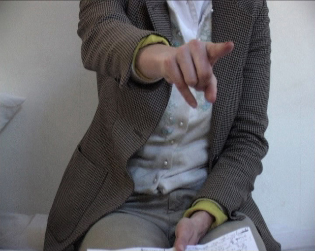 , 'Monolog,' 2009, carlier | gebauer