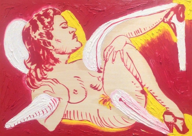, 'Untitled,' 2013, GE Galería