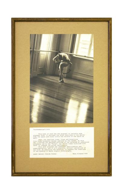 , 'Pictografias,' 1978, Galeria Superfície