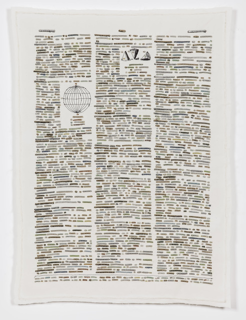 Lisa Kokin, 'Equilibrium (from the Dictionary Trilogy)', 2014, Seager Gray Gallery