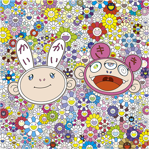 Takashi Murakami, 'Kaikai & Kiki: Dreaming of Shangri-la', 2015, Vogtle Contemporary