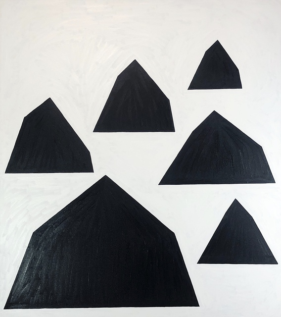 , 'The Black Mountains,' 2018, Sebastian Fath Contemporary