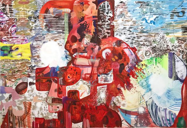 , 'Erregungszone,' 2018, SETAREH GALLERY