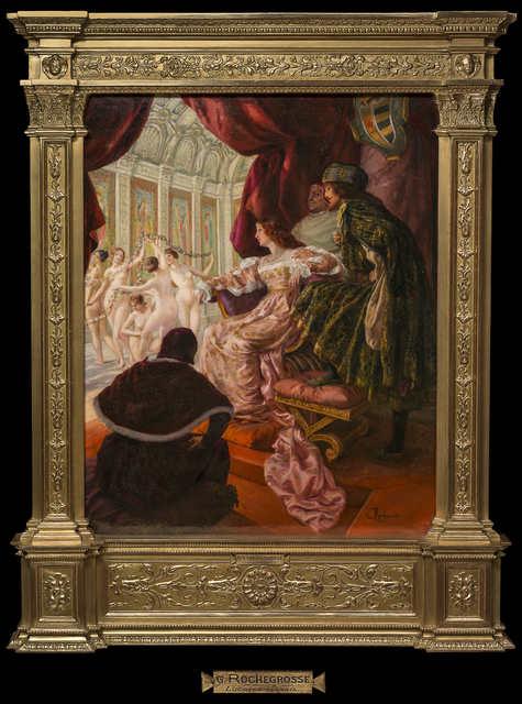 , 'Lucrèce Borgia,' 19th Century, Galerie de Souzy