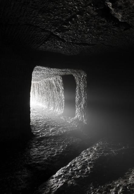 , 'Light Through the Mountain 穿山之光,' 2018, Chambers Fine Art