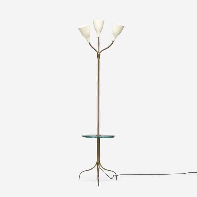 Stilnovo, 'Floor lamp', c. 1950, Wright