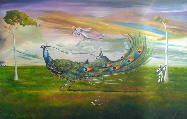 , 'Colors of Love,' , Studio 905 on Juniper