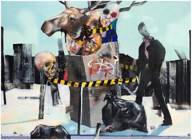 , 'Totem,' 2016, MAKASIINI CONTEMPORARY