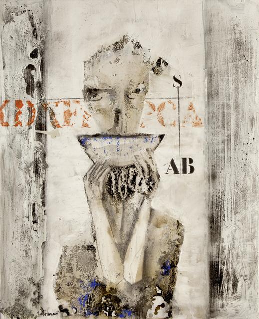, 'Buveuse de thé,' 2006, Galerie Capazza