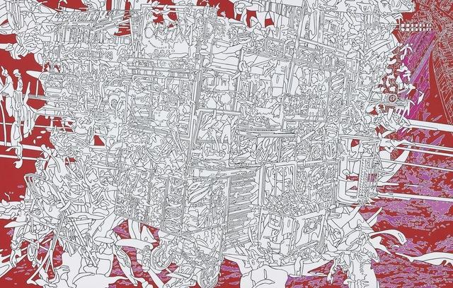 , 'P-3-b,' 2013, Susan Eley Fine Art