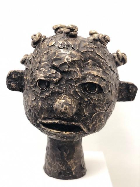 , 'Black Girl Head,' 2018, Mariane Ibrahim Gallery