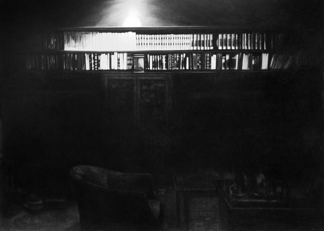Robert Longo, 'Untitled (Freud Bookcase)', 2012, Adamson Gallery