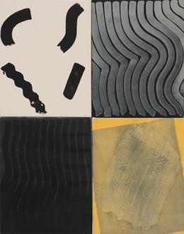 , 'Untitled (Group #1),' 2012, Roberts & Tilton