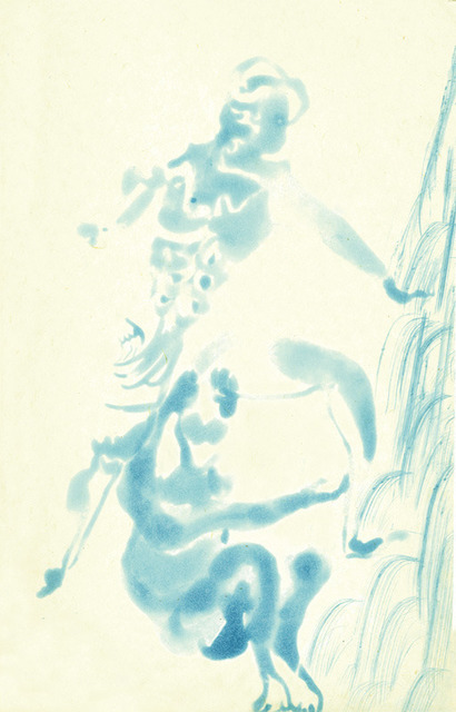 , 'Rainbow-Turquoise Duo,' 2008, Crown Point Press