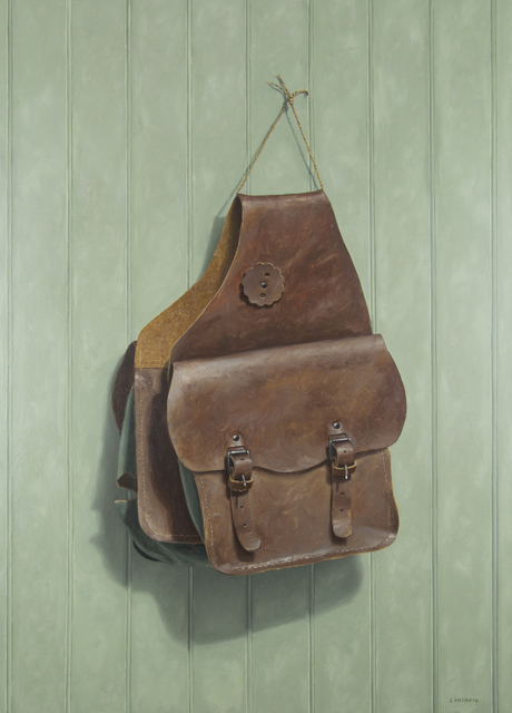 , 'The Torn Saddle Bag,' 2016, Grenning Gallery