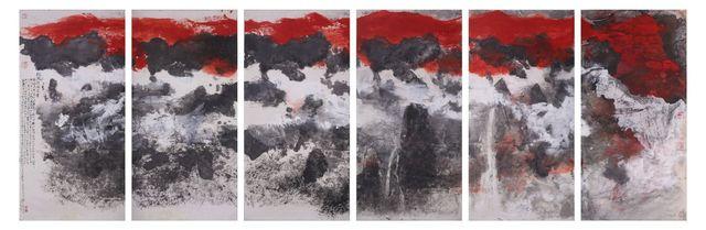 , 'Qing Feng Ridege, Chaoyang,' 2016, NanHai Art