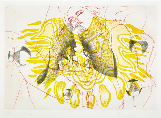 David Salle, 'The Universe Mender IV', 1990, Dru Arstark Fine Art