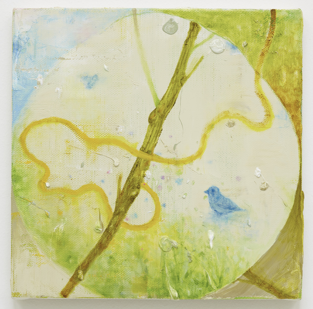 , 'Blue bird and yellow snake,' 2015, Tomio Koyama Gallery