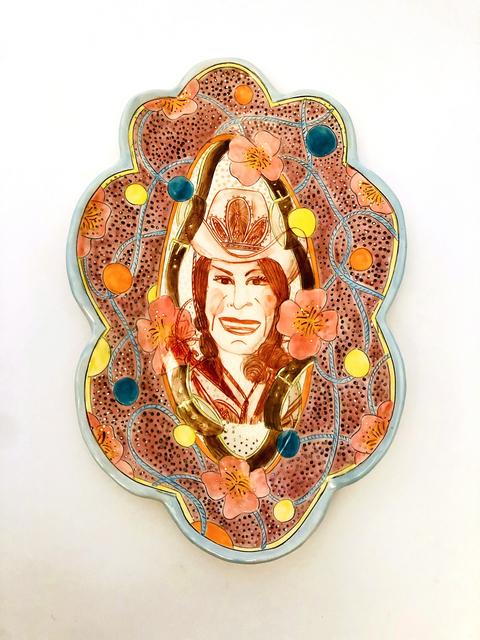 Mariko Paterson, 'Jamie', 2019-ceramic, Sculpture, Ceramic, Visions West Contemporary