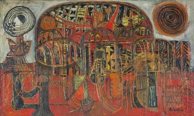 Avinash Chandra, 'UNTITLED', 1969, DAG