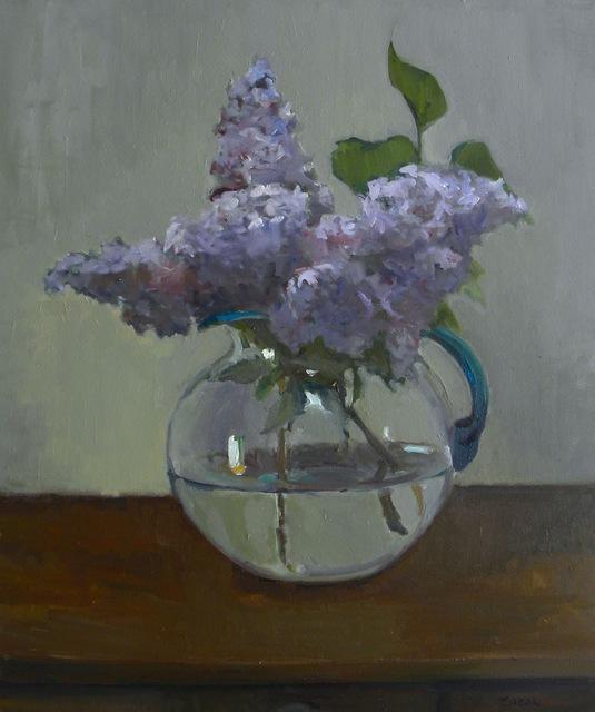 , 'Lilacs,' 2015, Grenning Gallery