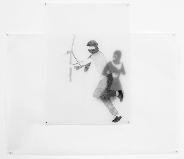 , 'Les Métamorphes #5,' 2012-2015, Officine dell'Immagine