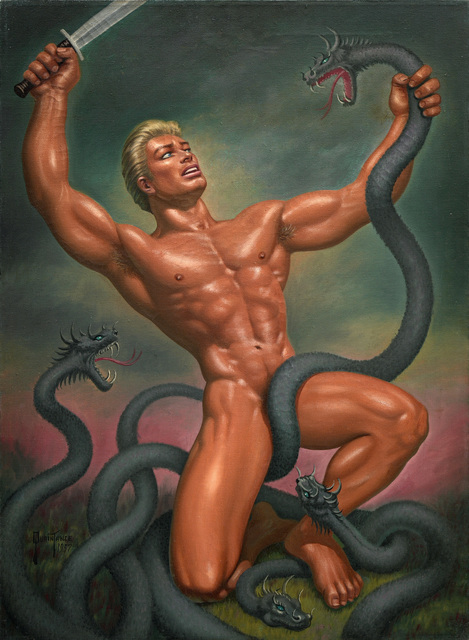 , 'Hercules,' 1957, TASCHEN