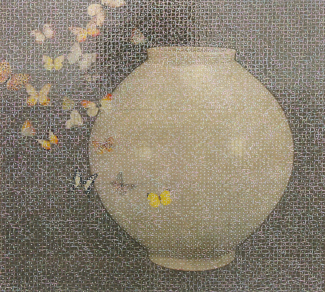 , 'Before and After,' , Gallery Tableau