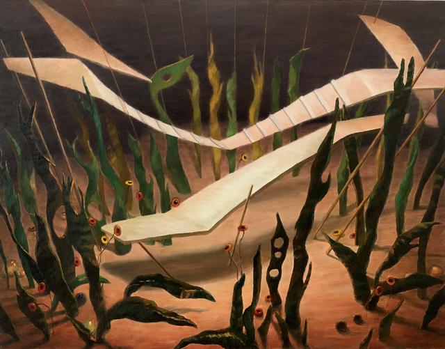 , 'Camino IV,' , Davis Gallery & Framing