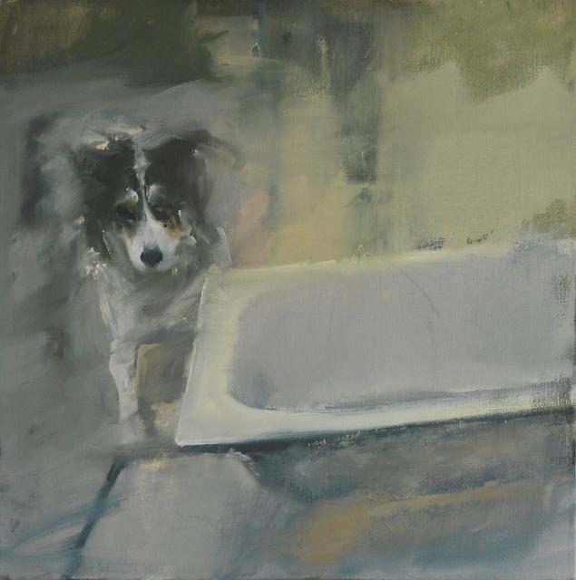 , 'Composition with dog,' 2013, Galleria Doris Ghetta