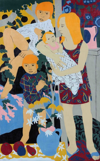 , 'Mother and Child ,' 1969, Tatha Gallery