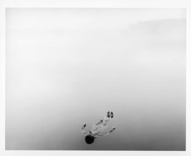 , 'Blanka Floating Nude, Chancelade,' , Galeria Katarzyna Napiorkowska