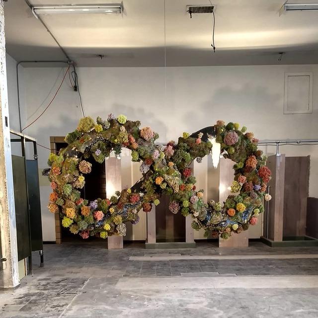 , 'Installation 4: Classroom,' 2015-2016, Resource Art