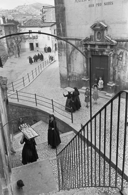 , 'Italy, Abruzze, Village of Aquila,' 1951, Holden Luntz Gallery