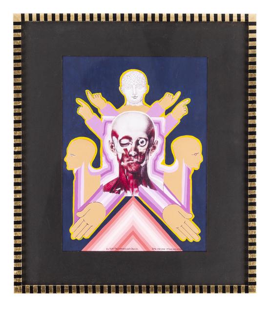 Pedro Friedeberg, 'El ojo triskadecafóbico ', 2016, MAIA Contemporary