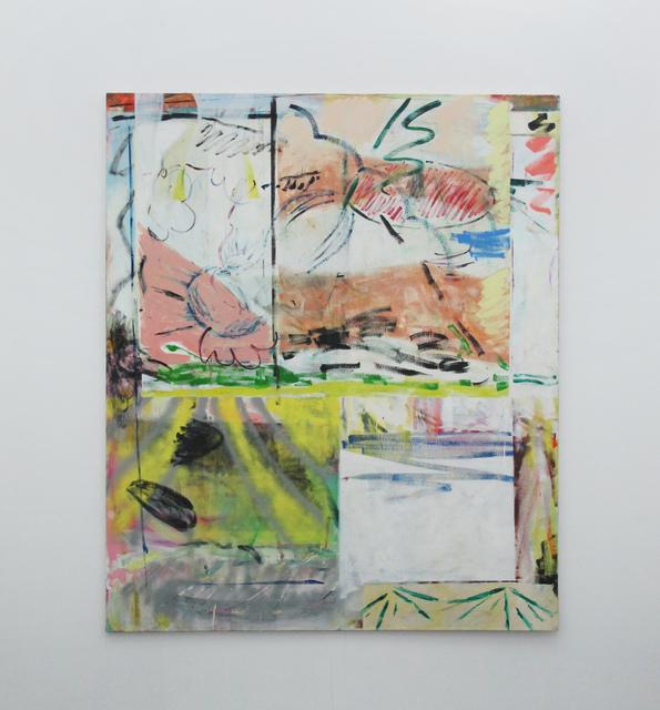 , 'Underbelly,' 2015, V1 Gallery