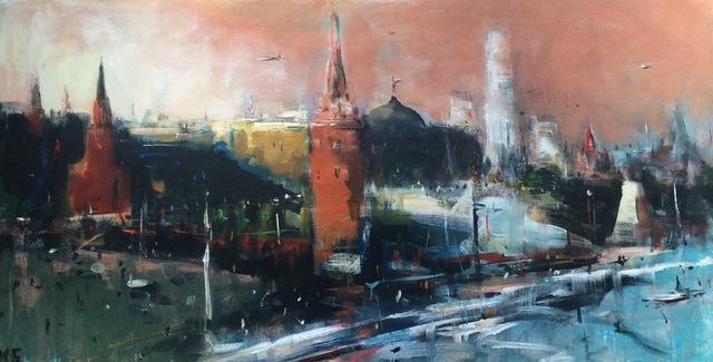 ", '""Kremlin 2"",' 2015, Krokin Gallery"