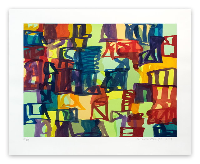 Melissa Meyer, 'Small Abstract', 2008, IdeelArt