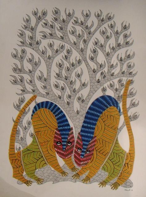 Dhavat Singh, 'Untitled ', 2018, Arushi Arts